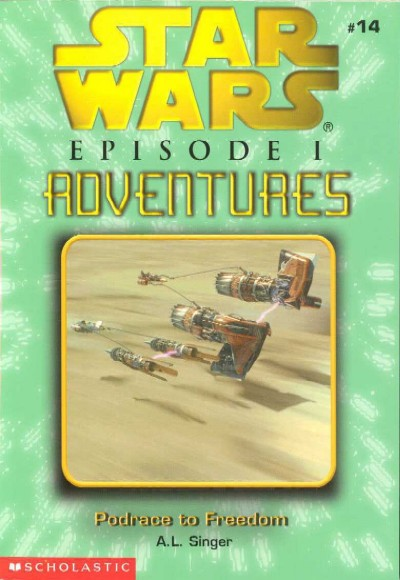 Star Wars Episode I Adventures: Podrace to Freedom