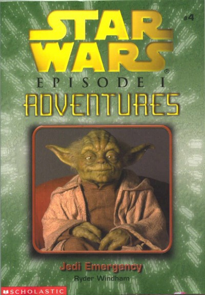 Star Wars Episode I Adventures: Jedi Emergency