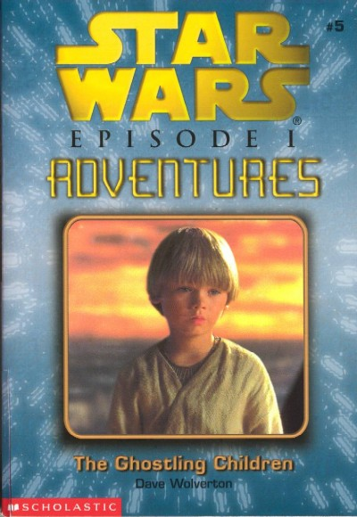 Star Wars Episode I Adventures: The Ghostling Children