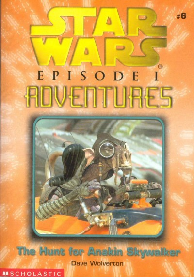 Star Wars Episode I Adventures: The Hunt for Anakin Skywalker