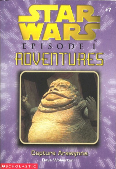 Star Wars Episode I Adventures: Capture Arawynne