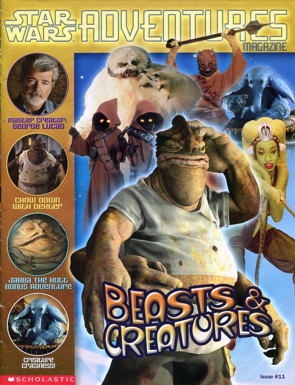 Star Wars Adventures Magazine 11