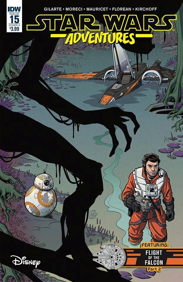 Star Wars Adventures: An Unlikely Friendship