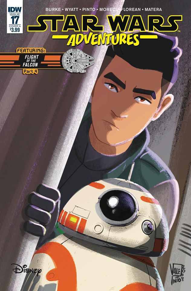 Star Wars Adventures: Sector 7-E