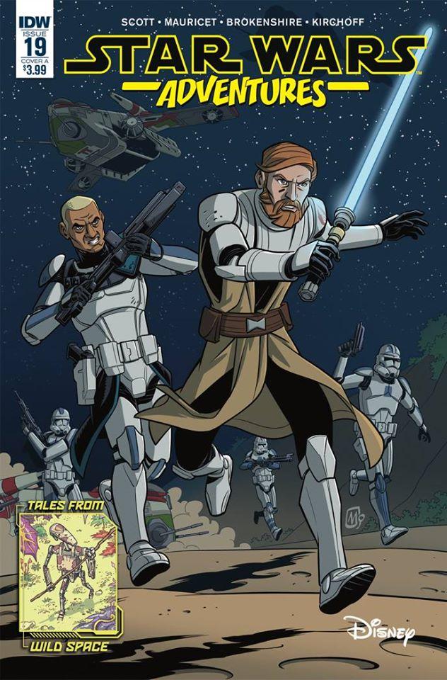 Star Wars Adventures: Roger Roger