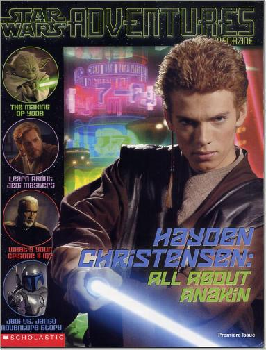 Star Wars Adventures Magazine Premiere Issue