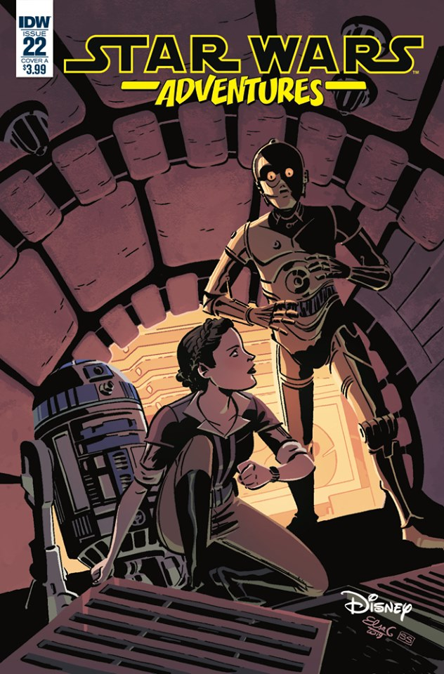 Star Wars Adventures: A Matter of Perception