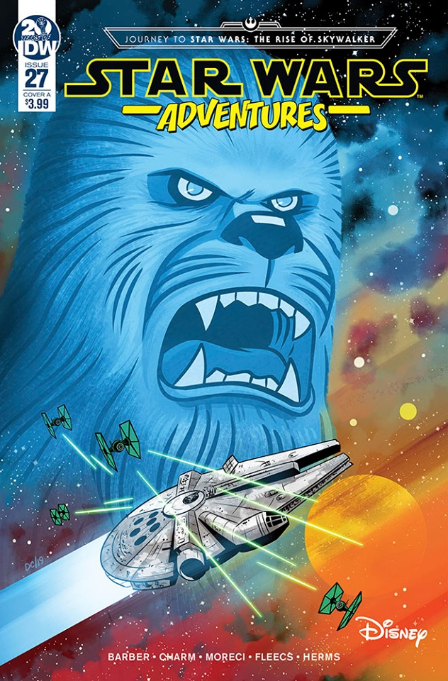 Star Wars Adventures: Ghosts of Kashyyyk