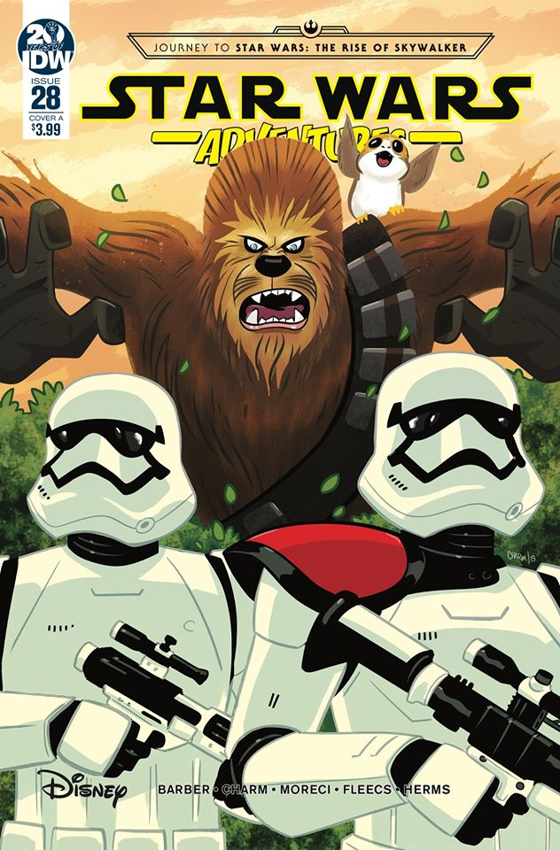 Star Wars Adventures 28