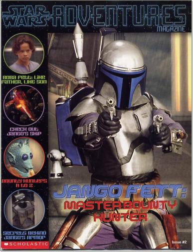 Star Wars Adventures Magazine 2