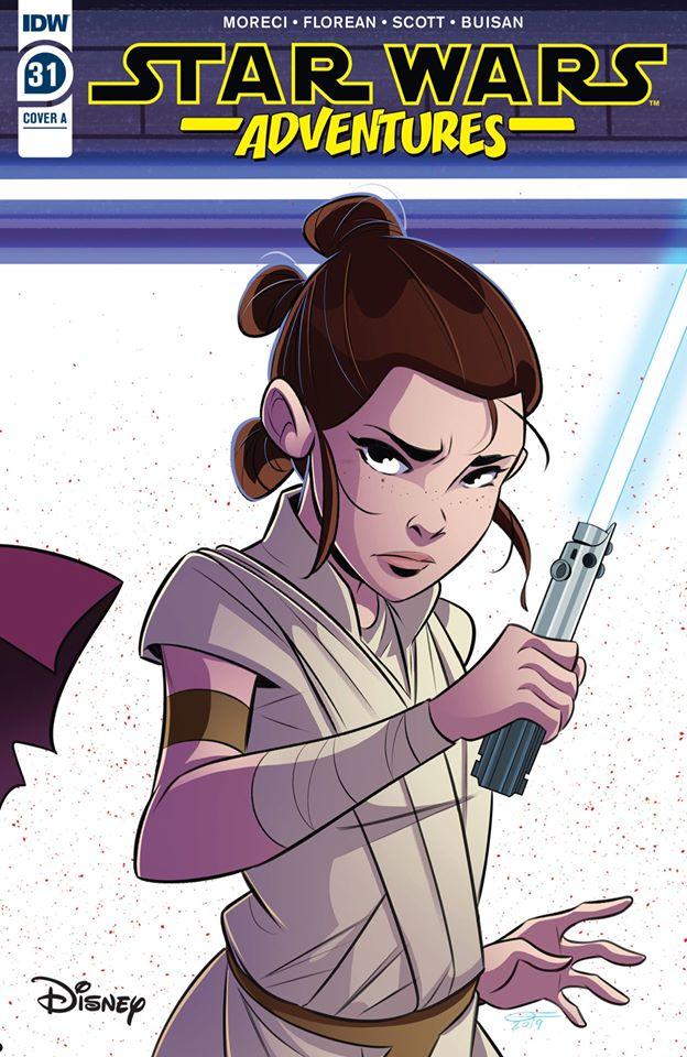 Star Wars Adventures: Squad Goals