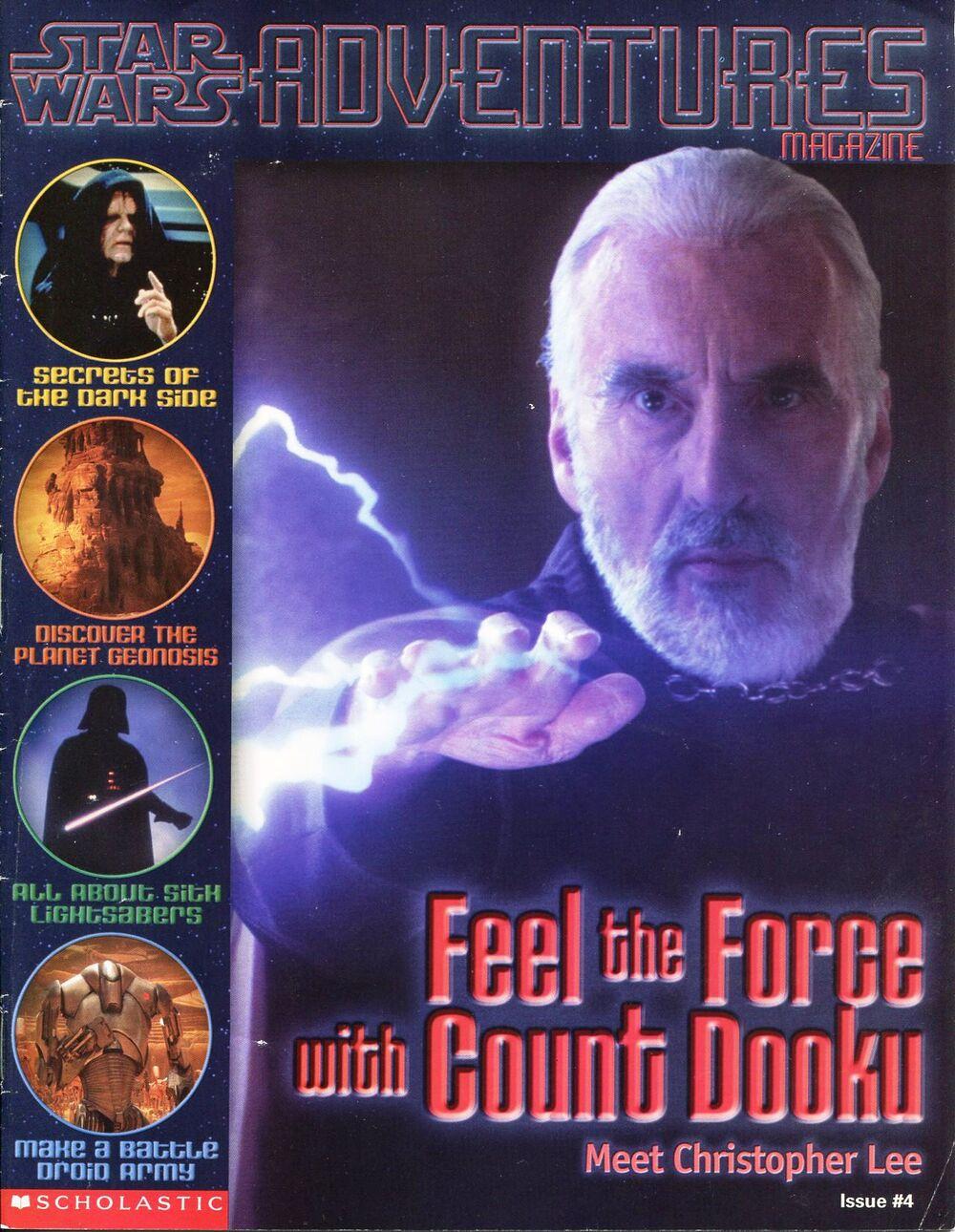 Star Wars Adventures Magazine 4