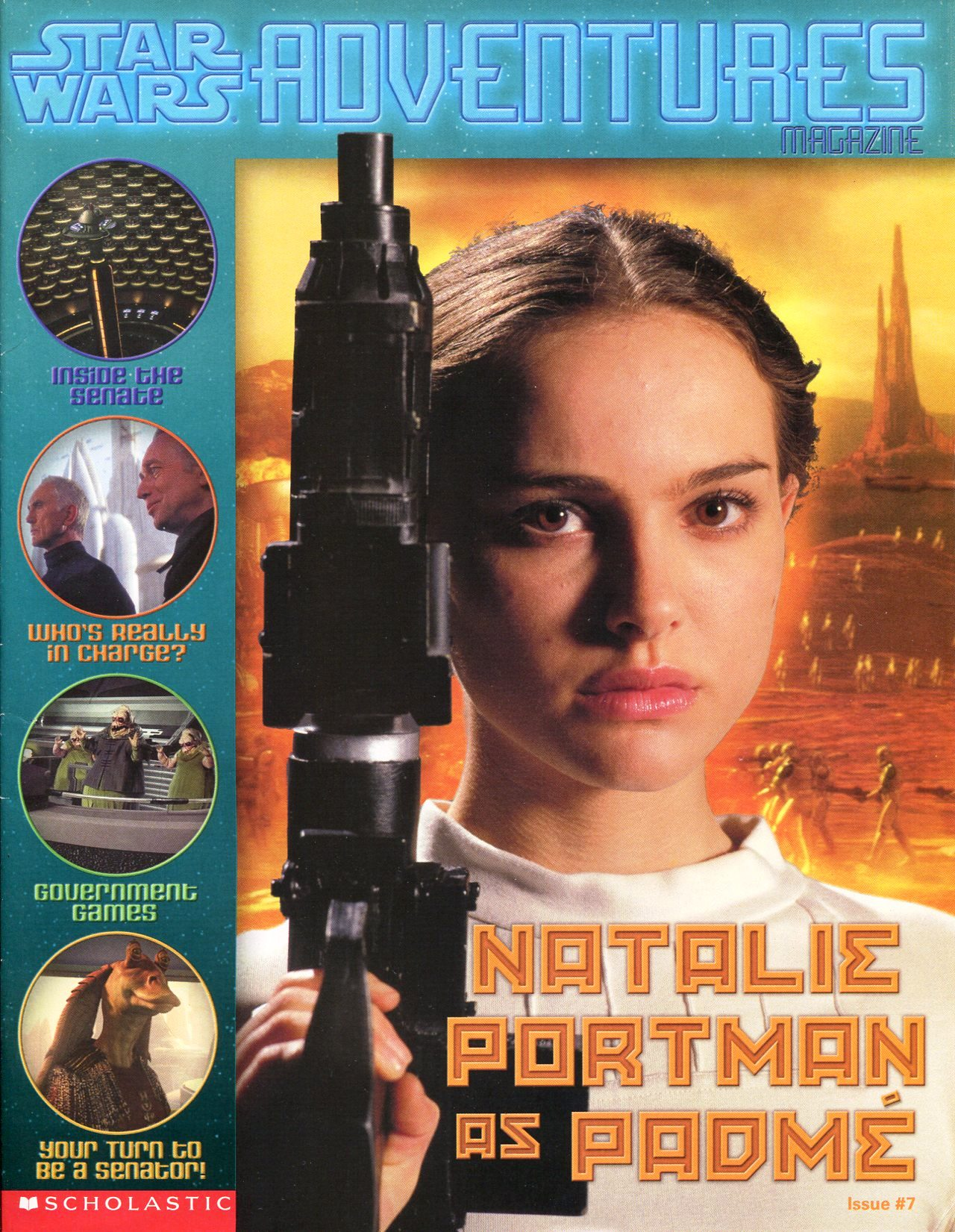 Star Wars Adventures Magazine 7
