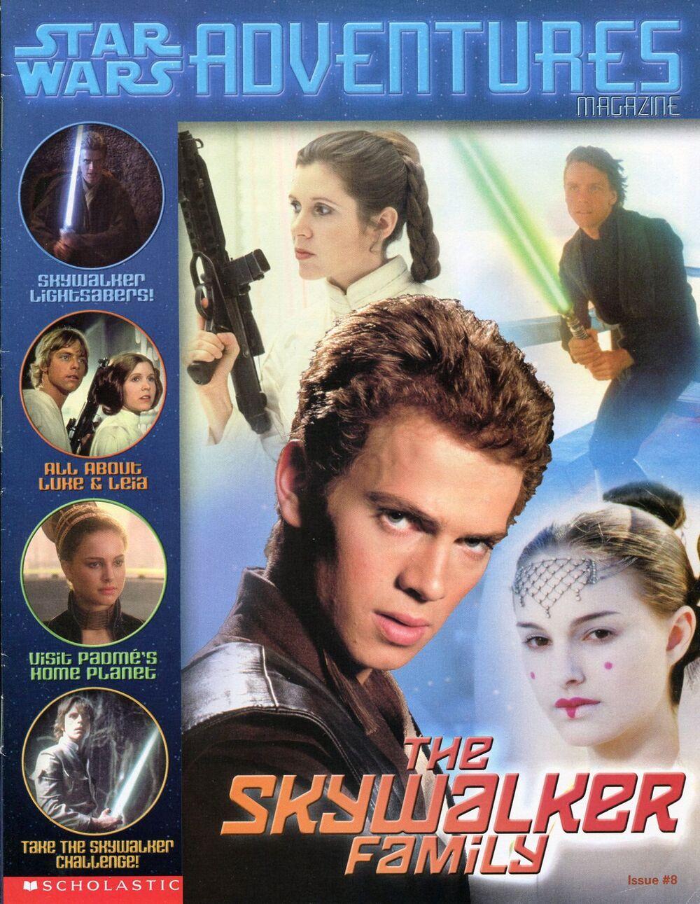 Star Wars Adventures Magazine 8
