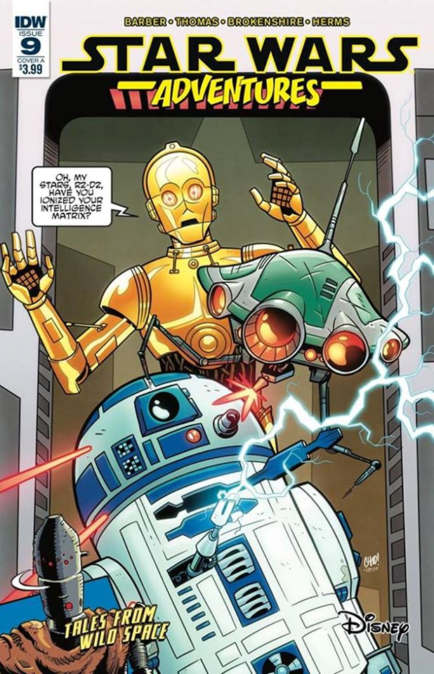 Star Wars Tales from Wild Space: IG-88 vs. the Gatto Gang
