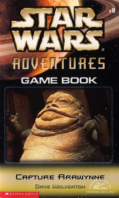 Star Wars Adventures Game Book (Episode II): #9 Capture Arawynne