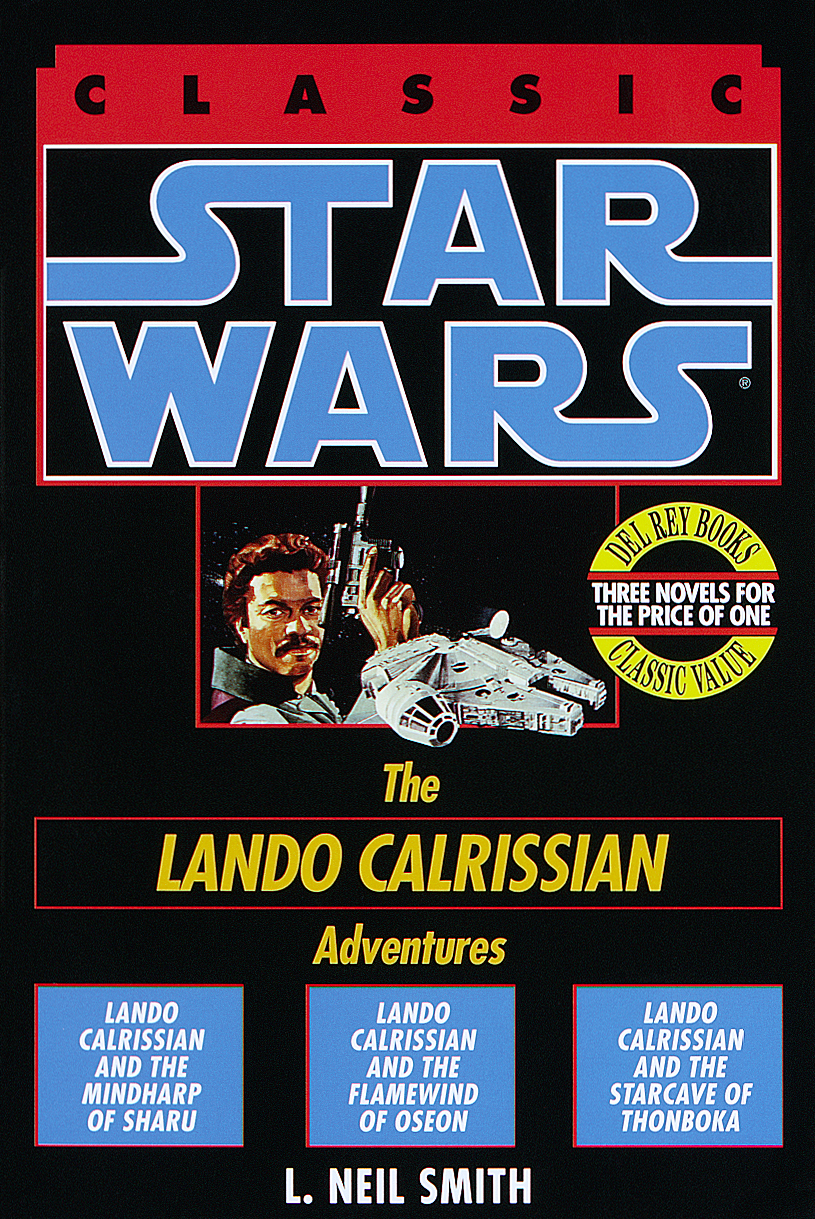 Classic Star Wars: The Lando Calrissian Adventures (1994 paperback)