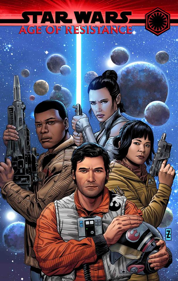 Star Wars Age of Resistance: Heroes
