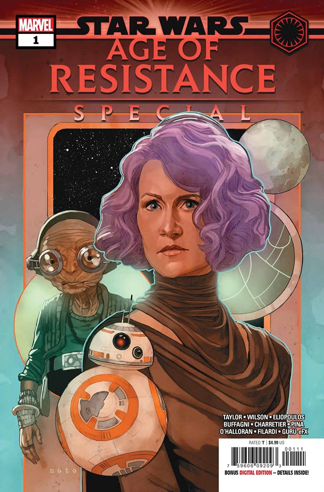 Star Wars Age of Resistance: Maz's Scoundrels