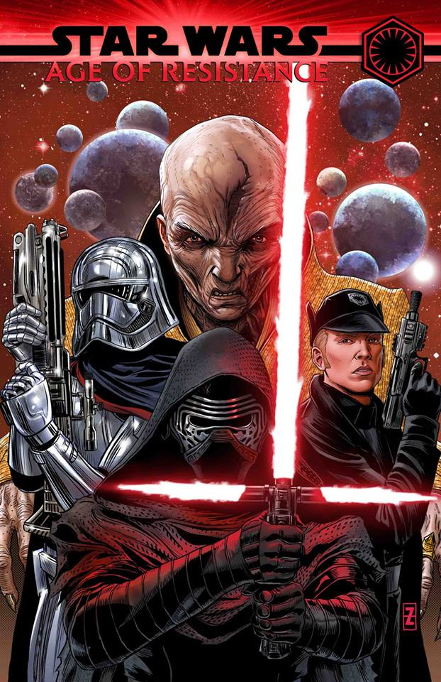 Star Wars Age of Resistance: Villains