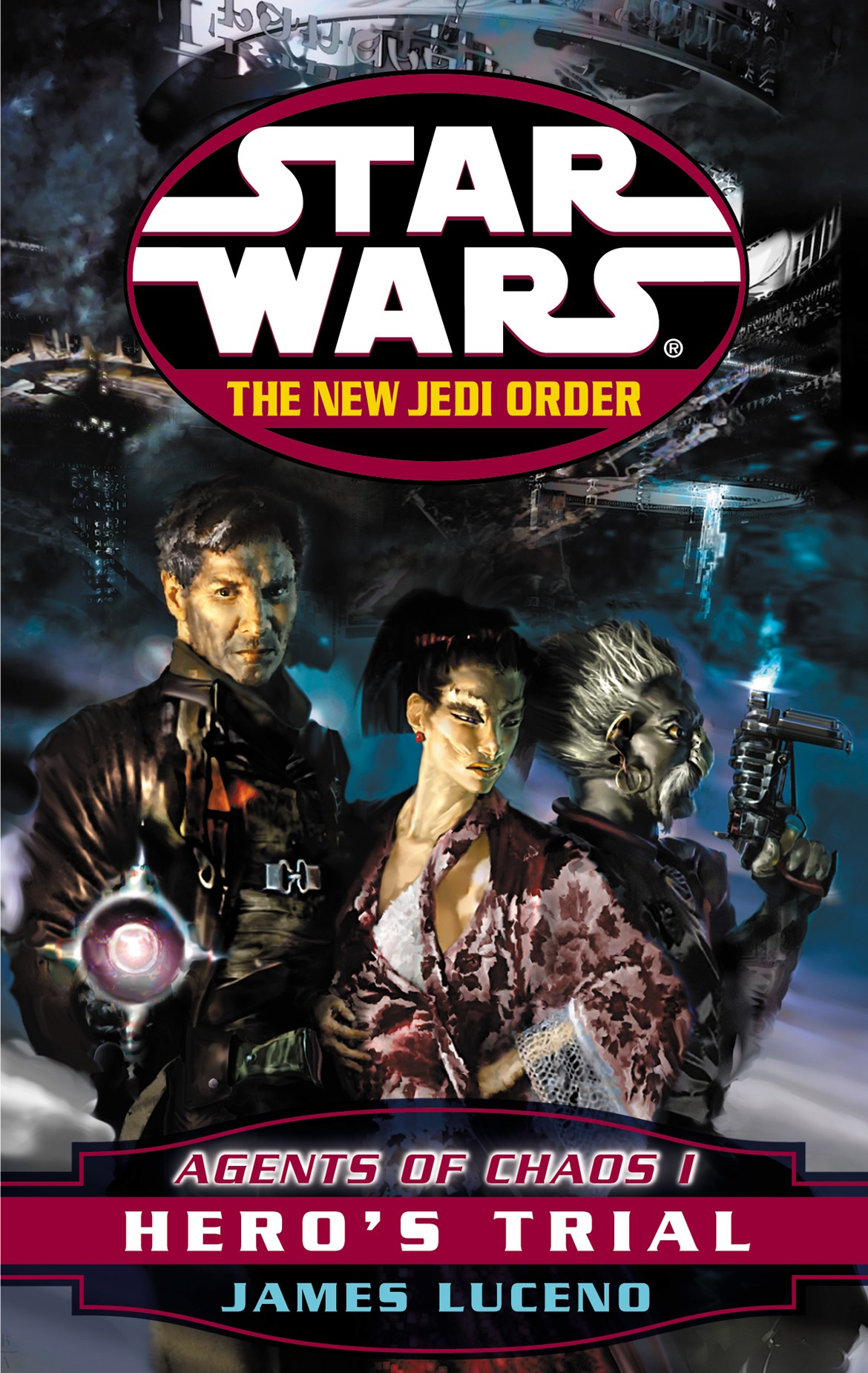 Star Wars The New Jedi Order: Agents of Chaos - Hero's Trial