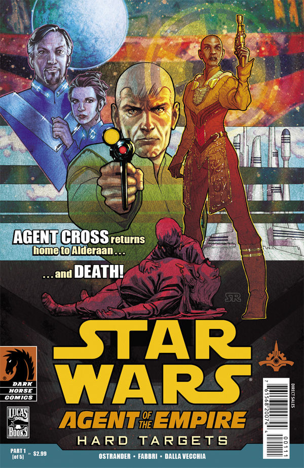 Star Wars Agent of the Empire: Hard Targets