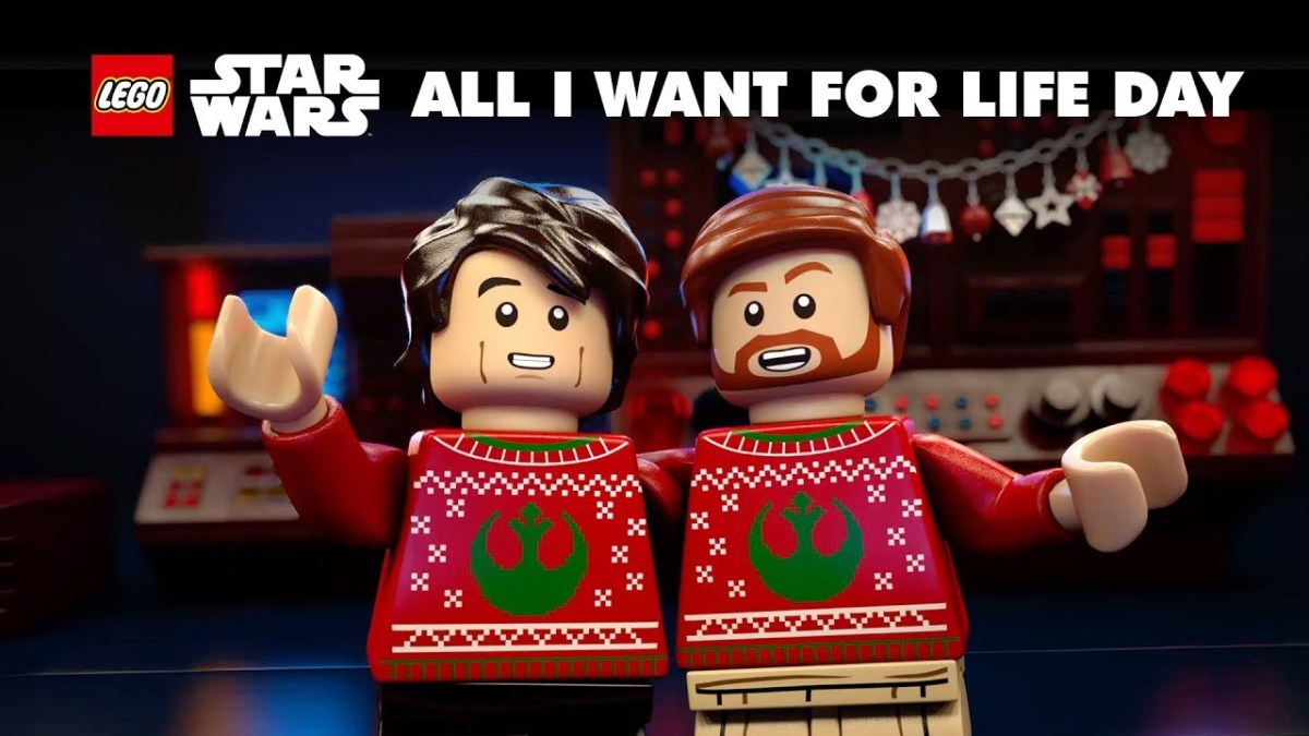 Lego Star Wars: All I Want For Life Day