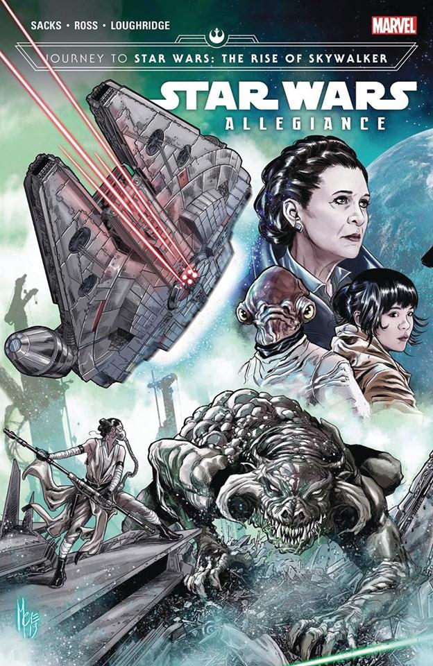 Star Wars: Allegiance (comic)