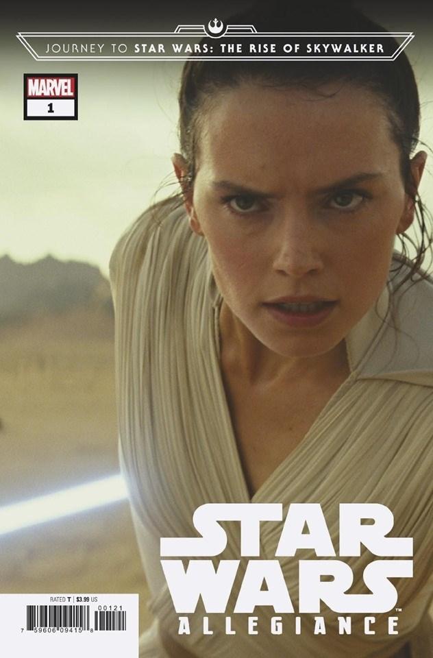 Star Wars: Allegiance 1 - Movie Variant