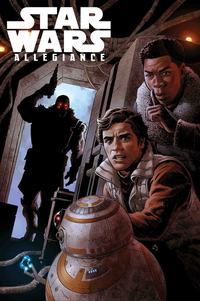 Star Wars: Allegiance 2 - Luke Ross Variant