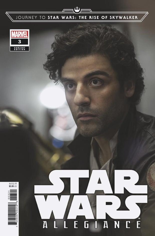 Star Wars: Allegiance 3 - Movie Variant