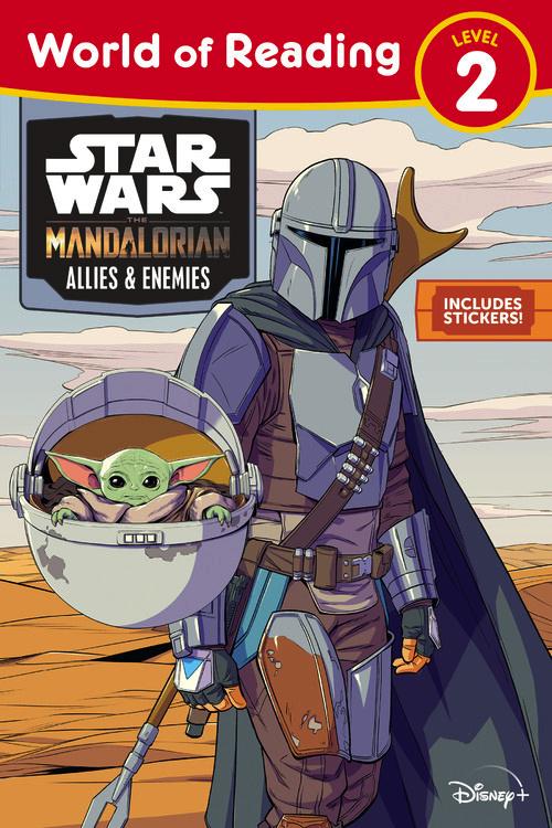 Star Wars The Mandalorian: Allies and Enemies