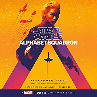 Star Wars: Alphabet Squadron (audio edition)