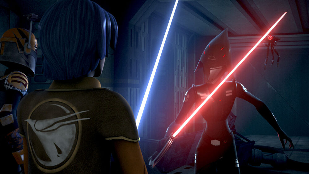 Star Wars Rebels: Always Two There Are