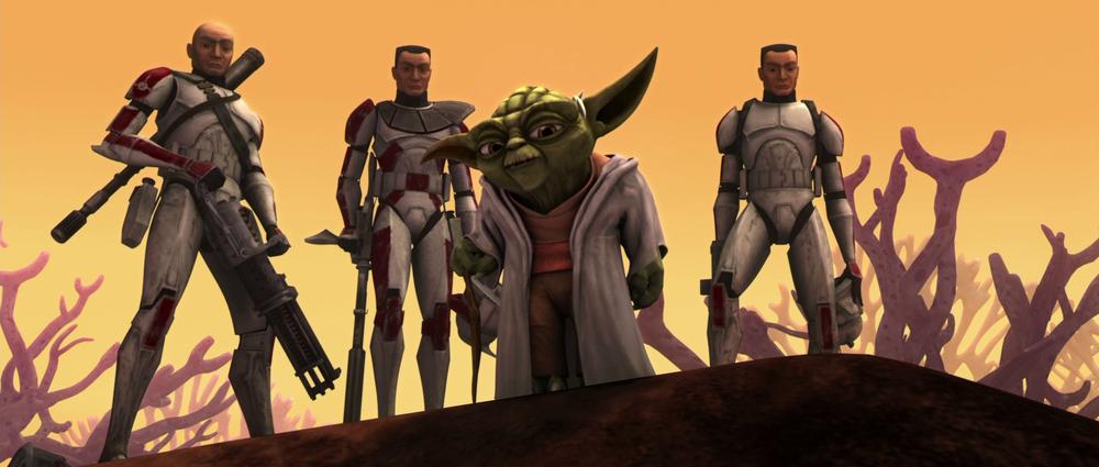 Star Wars The Clone Wars: Ambush