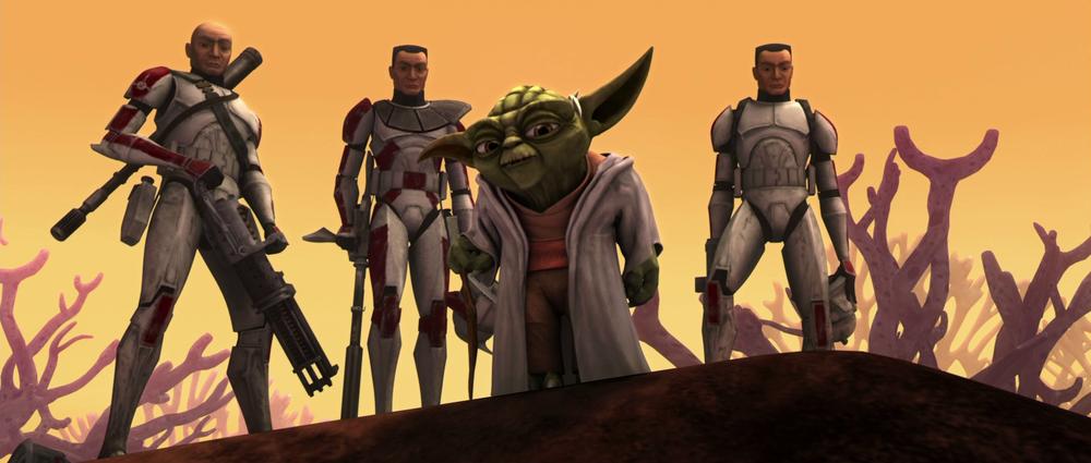 Star Wars The Clone Wars: Ambush