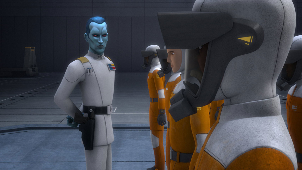 Star Wars Rebels: An Inside Man