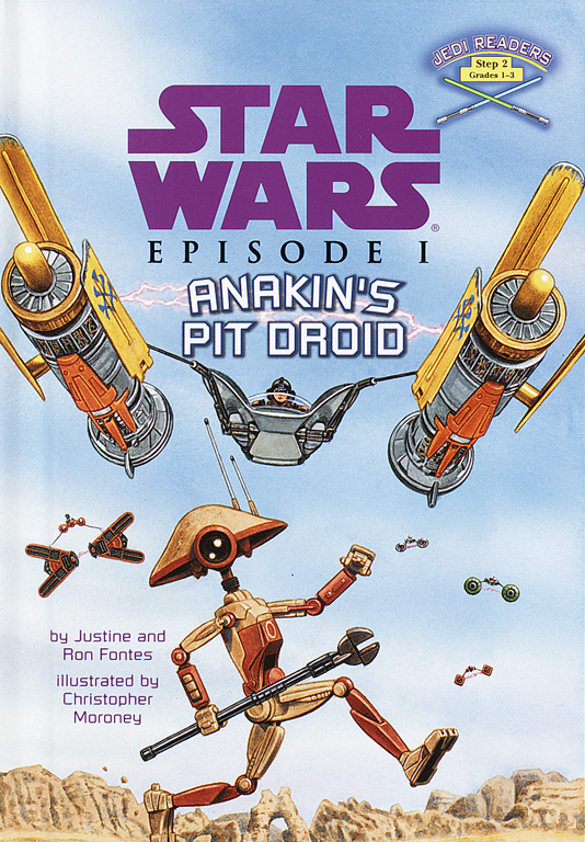 Star Wars Episode I: Anakin's Pit Droid
