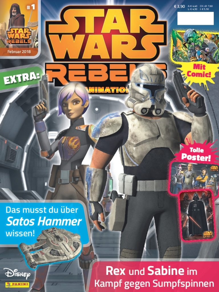 Star Wars Rebels Animation 1