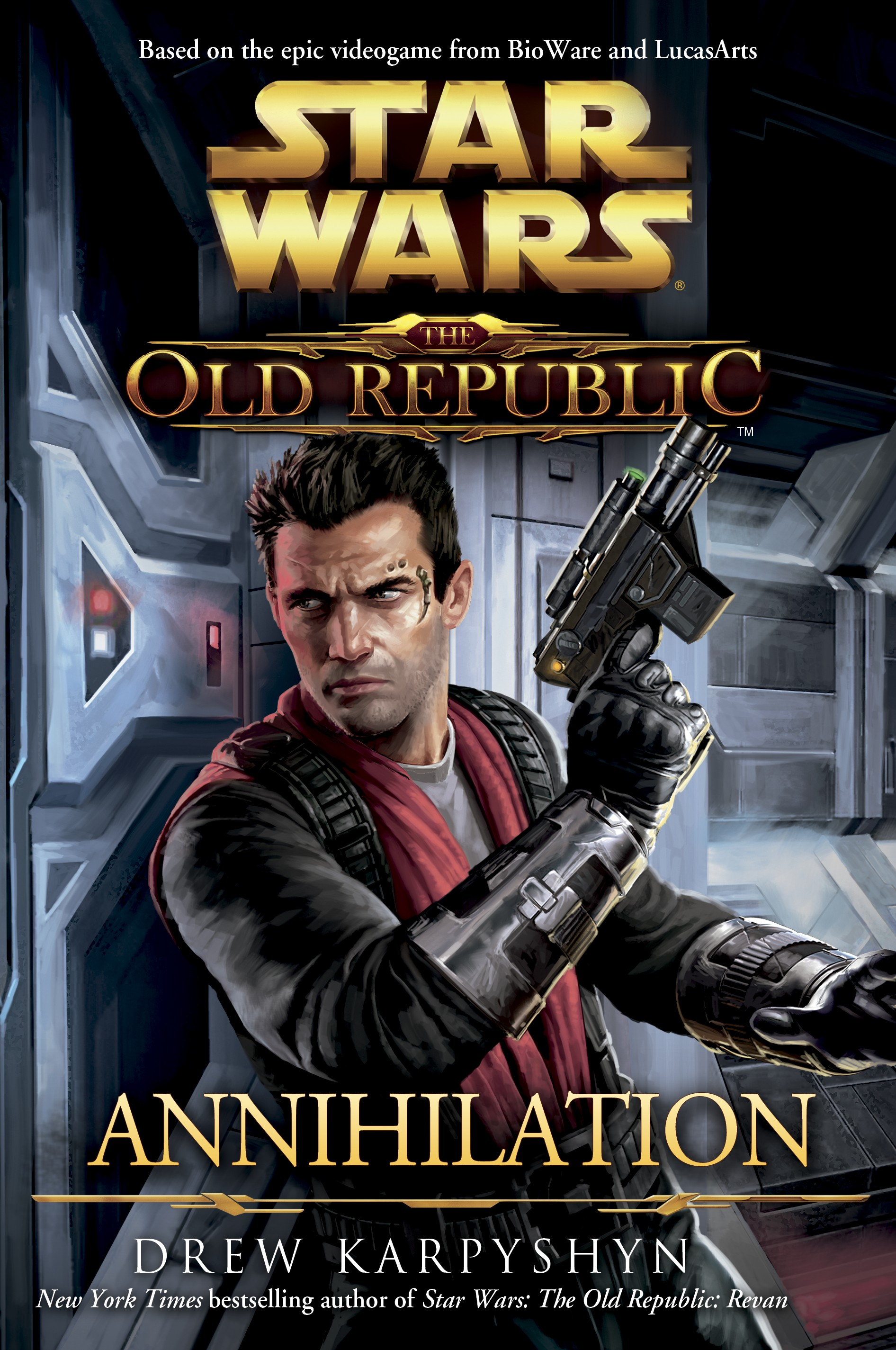 Star Wars The Old Republic: Annihilation (paperback)