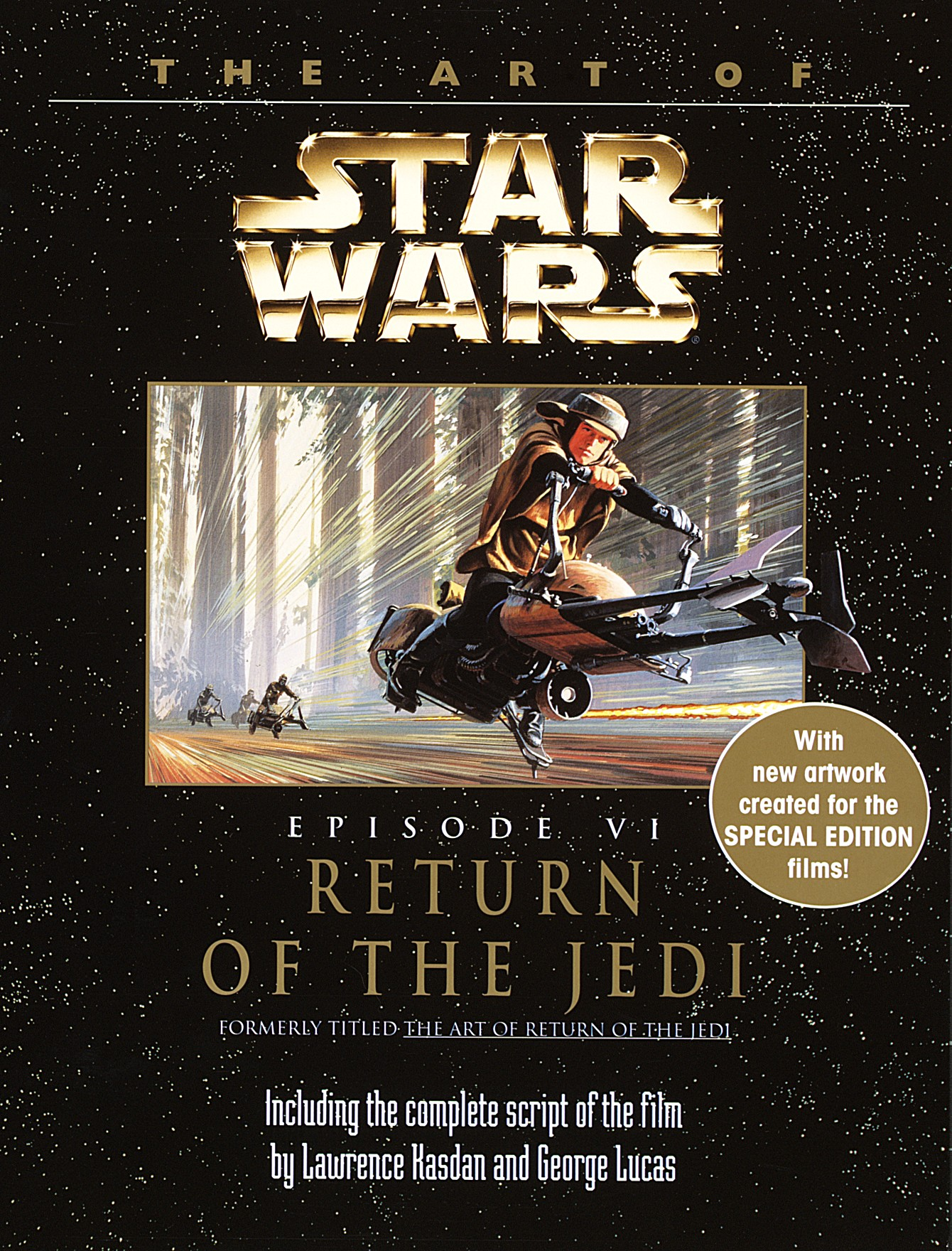 The Art of Star Wars: Return of the Jedi Special Edition