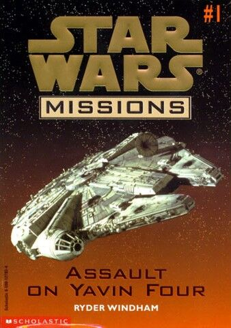 Star Wars Missions: Assault on Yavin Four