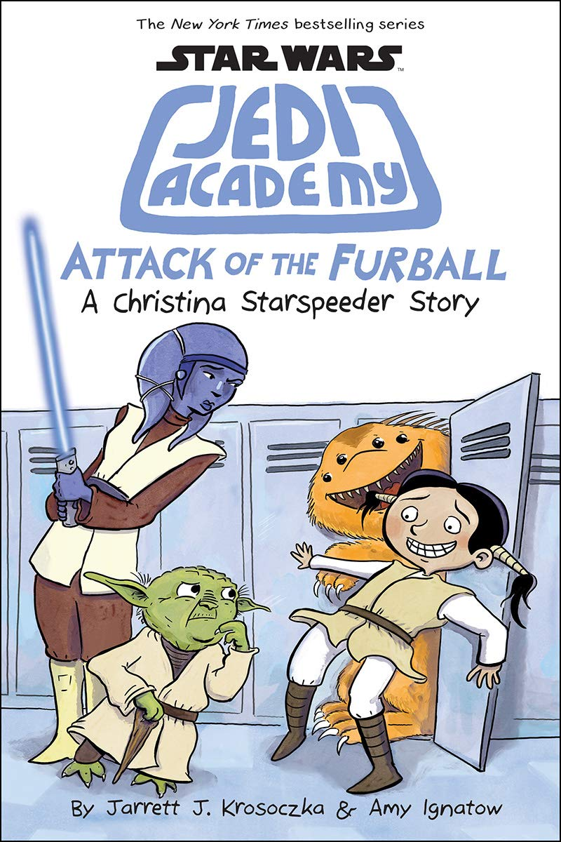 Star Wars Jedi Academy: Attack of the Furball
