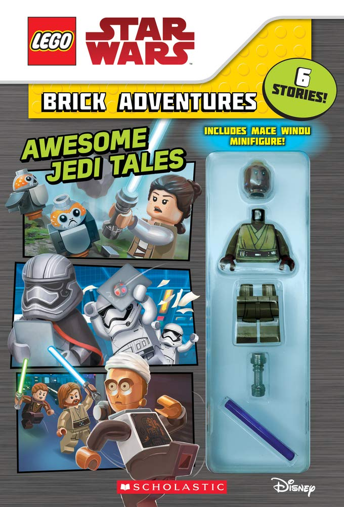 Lego Star Wars Brick Adventures: Awesome Jedi Tales