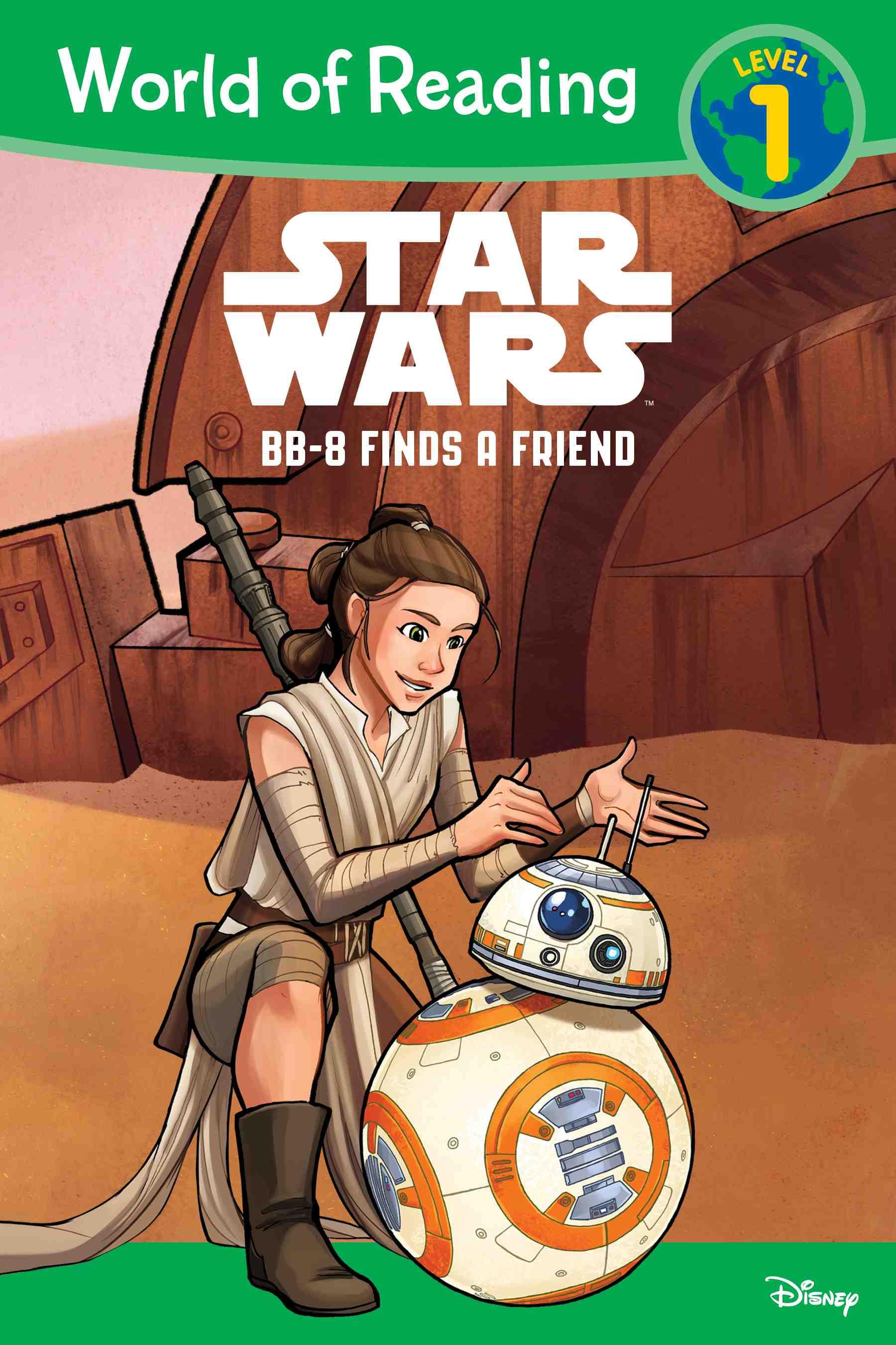 Star Wars: BB-8 Finds a Friend