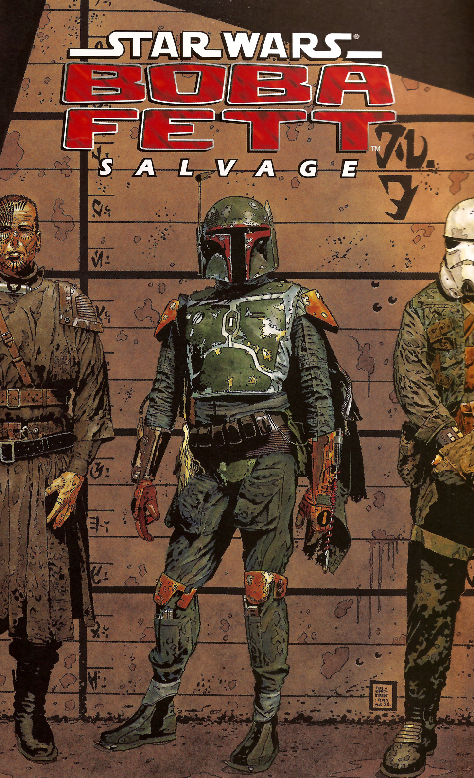 Star Wars Boba Fett: Salvage