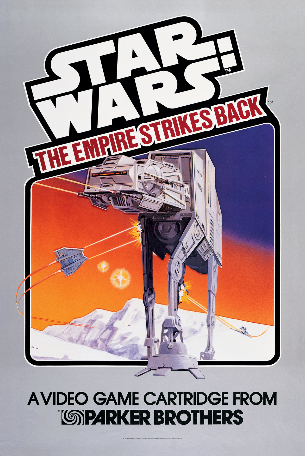 Star Wars: The Empire Strikes Back (video game)