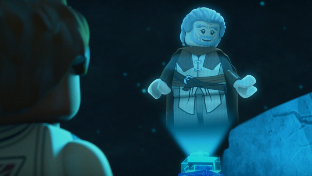 Lego Star Wars The Freemaker Adventures: The Pit and the Pinnacle
