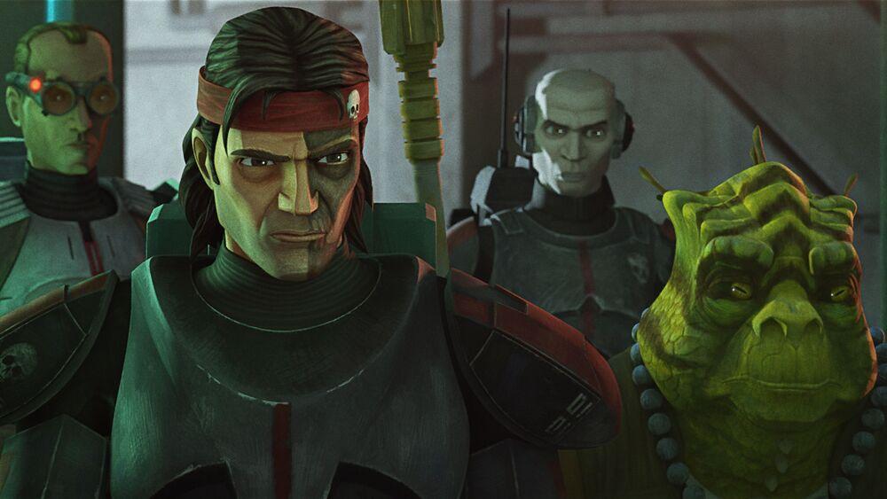 Star Wars: The Bad Batch - Battle Scars