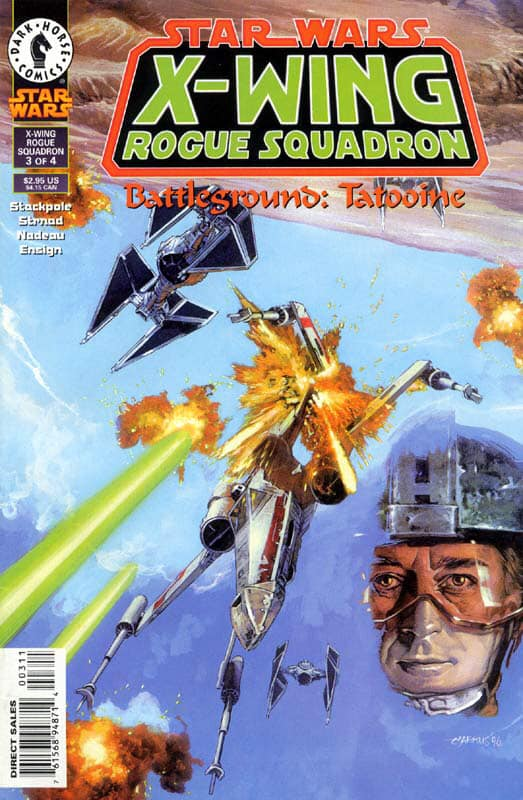 Star Wars X-Wing Rogue Squadron 11
